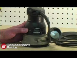 How to Replace the Pad on a Random Orbital Sander