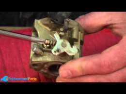 How to Fix a Lawn Mower Carburetor