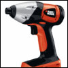Black and Decker Impact Driver Parts