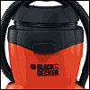 Black and Decker Utility Vacuum Parts