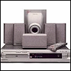 Emerson Home Theater System Parts