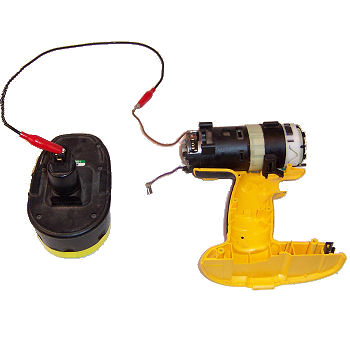 How to Hot-Wire Test a Cordless Drill Motor : eReplacementParts.comeReplacement Parts