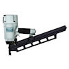 Hitachi NR83A2(S) Framing Nailer, Full Head, Plastic Strip Collation (without Depth Adjustment)