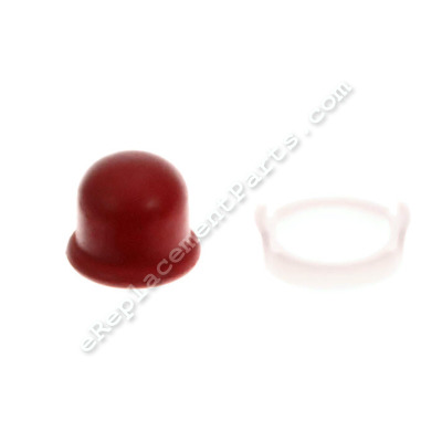 10x Primer Bulb with ring for  694394 mower Replacement