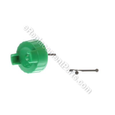 Husqvarna Genuine OEM Replacement Cap Fuel # 544889702
