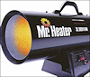 Mr. Heater Construction Heater Parts