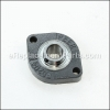 MK Diamond Bearing, Flange part number: 165971