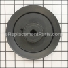 Husqvarna Deck Pulley part number: 588586601