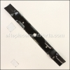 Craftsman Mulching blade for mower decks part number: 594892701