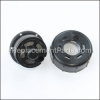 Bissell Cap & Insert Assy part number: B-203-7477