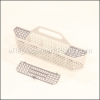 Basket Silverware Long