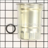 Kawasaki Element-Fuel Filter part number: 51056-1051