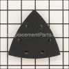 Bosch Pad part number: 2610941074