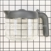 DeLonghi Thermal Carafe W/ Soft Handle part number: KW711539