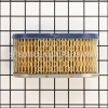 Briggs and Stratton Air Filter Cartridge part number: 491950