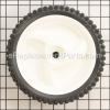 Craftsman Front Wheel and Tire Assembly part number: 532403111