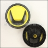 Karcher Wheel Set part number: 4.515-325.0