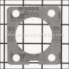 Porter Cable Gasket part number: A03865
