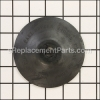 "Soft Rubber Backing Pad - 4-1/2"" Diameter, 5/8-11 Arbor"