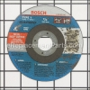 "Grinding Wheel - 4-1/2"" Diameter, .040"" Thick, 7/8"" Arbor"