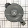 DeLonghi GLASS CARAFE W/ SOFT HANDLE DCM04 part number: KW713066