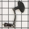 Penn Handle Assembly part number: 1211587