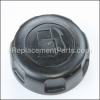 Honda Cap Assy., Fuel Tank part number: 17620-ZG9-000