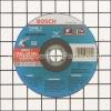 "Grinding Wheel - 6"" Diameter, 1/16"" Thick, 7/8"" Arbor"