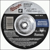 "Grinding Wheel - 7"" Diameter, 1/4"" Thick, 7/8"" Arbor"