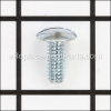 "Weber Screw 1/4-20 X 5/8"" Slotted Truss Head part number: 87401"