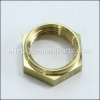 Brass Hex Nut For Side Burner Valve