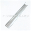 Weber Stainless Steel Short Heavy Duty Flavorizer Bar part number: 97291
