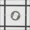Abu Garcia Handle Washer part number: 1185798