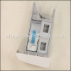 Drawer Assembly, Dispenser, White