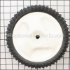 Craftsman Front Wheel and Tire Assembly part number: 583743501