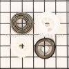 Husqvarna Starter Pulley Kit part number: 585530301