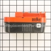 Black and Decker Battery Pack part number: 90571604