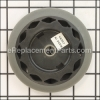 Eureka Rear Wheel Overmold Assem part number: E-84750-1