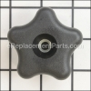 MTD Star Knob 5/16-18 part number: 720-04072A