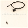 Craftsman Drive Control Cable part number: 532194653