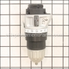 Black and Decker Drill Head part number: 90590938