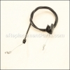 Craftsman Engine Cable part number: 532176556