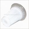 Black and Decker HEPA Filter part number: 90510939-01