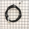 Husqvarna Cable part number: 532431649