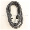 Campbell Hausfeld 15 Ft. HVLP Turbine Air Hose part number: MP310600AJ