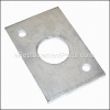 MK Diamond Plate, Bearing Support part number: 156278