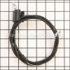 Craftsman Engine Zone Control Cable part number: 583067401