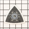Bosch Sanding Pad part number: 2608000492