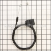 Craftsman Cable part number: 532420939