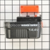 Black and Decker Battery part number: HPB14